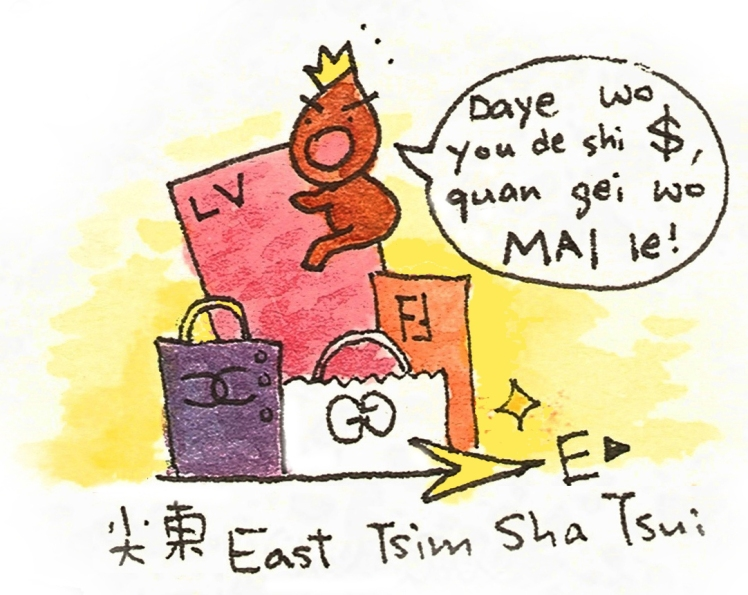 east TST