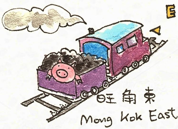 mong kok east